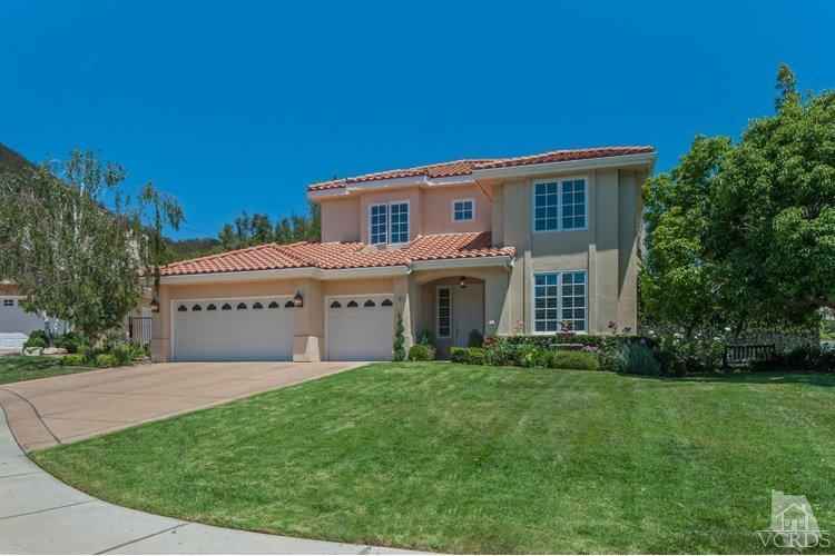 185 Halsbury Court, Lake Sherwood, CA 91361