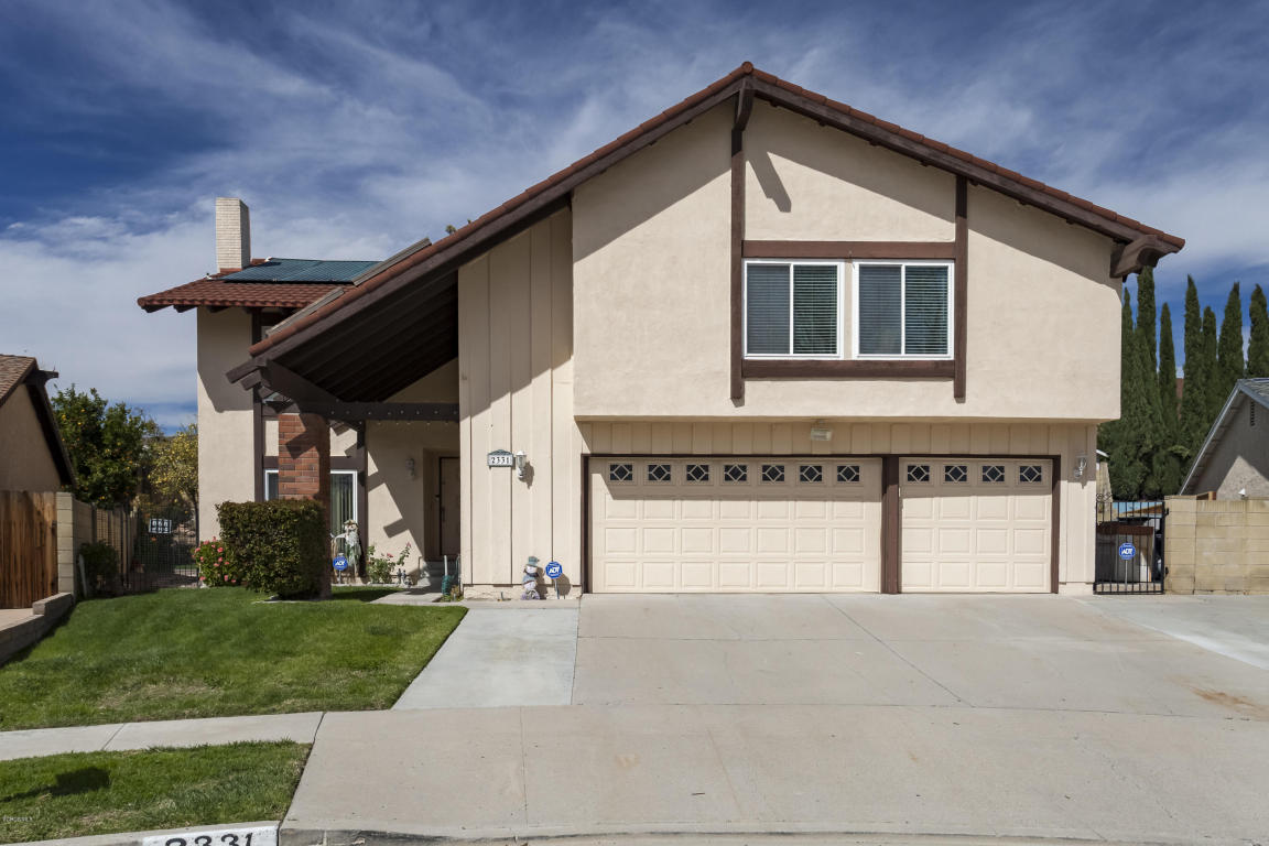 2331 Rynerson Court, Simi Valley, CA 93065