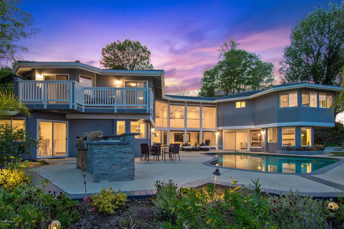 3663 Golden Leaf Drive, Westlake Village, CA 91361