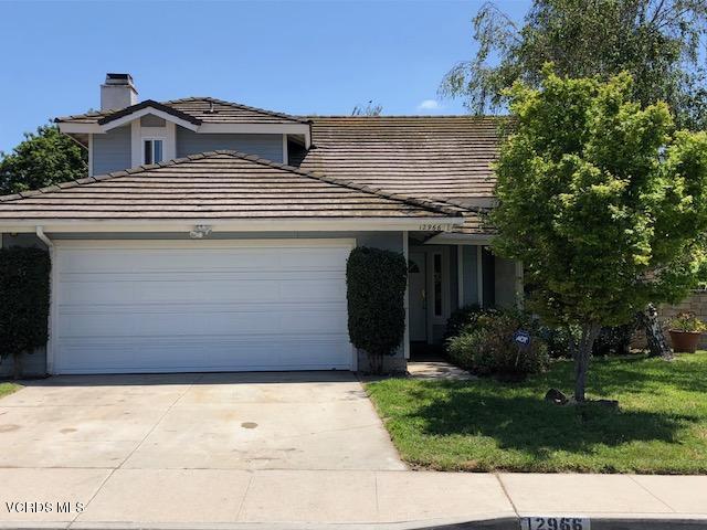 12966 Silver Creek Street, Moorpark, CA 93021