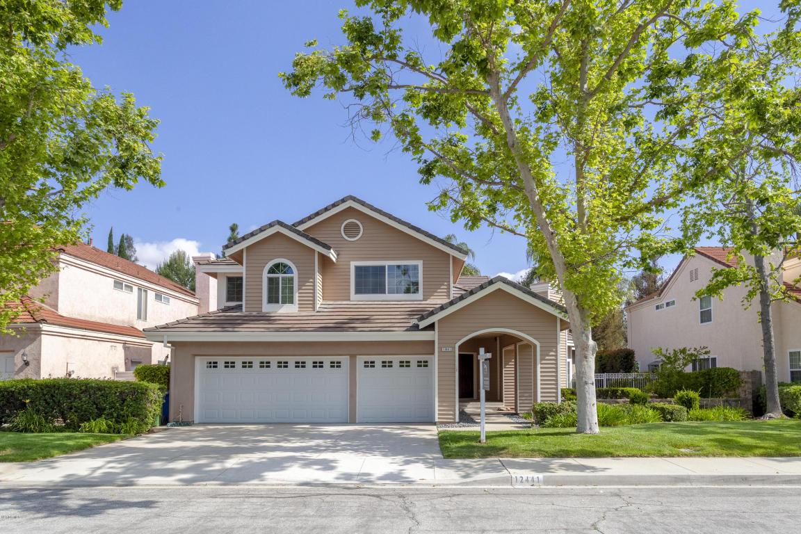 12441 Arbor Hill Street, Moorpark, CA 93021