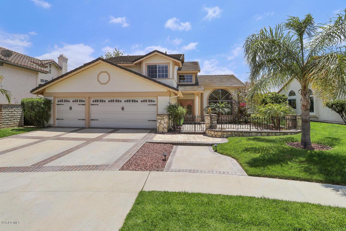 713 Azure Hills Drive, Simi Valley, CA 93065