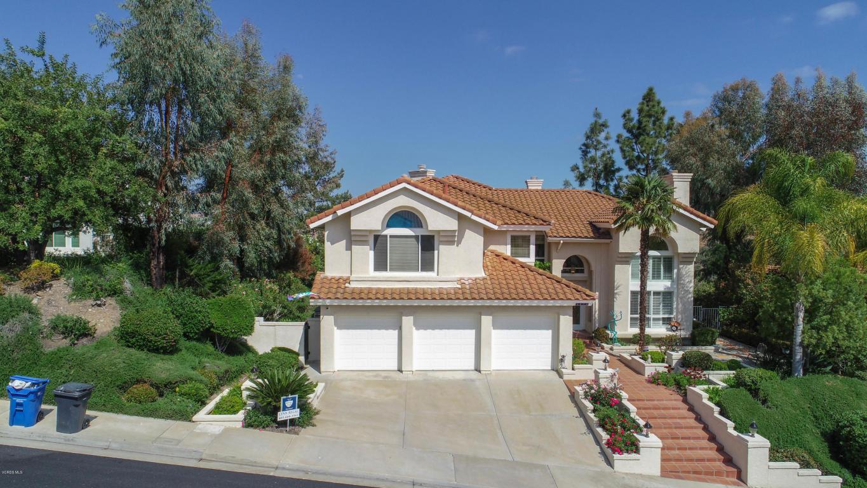 2678 Grandoaks Drive, Westlake Village, CA 91361