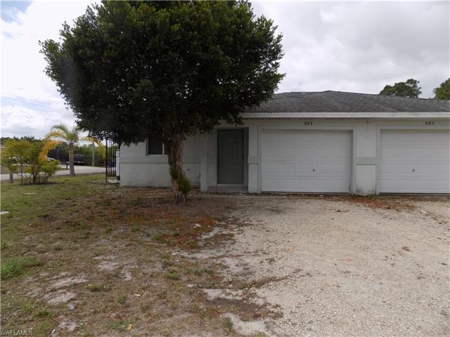884 Duplex St E, Lehigh Acres, FL 33974