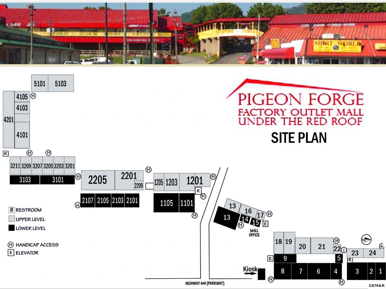 2860 Parkway, Pigeon Forge, TN 37863
