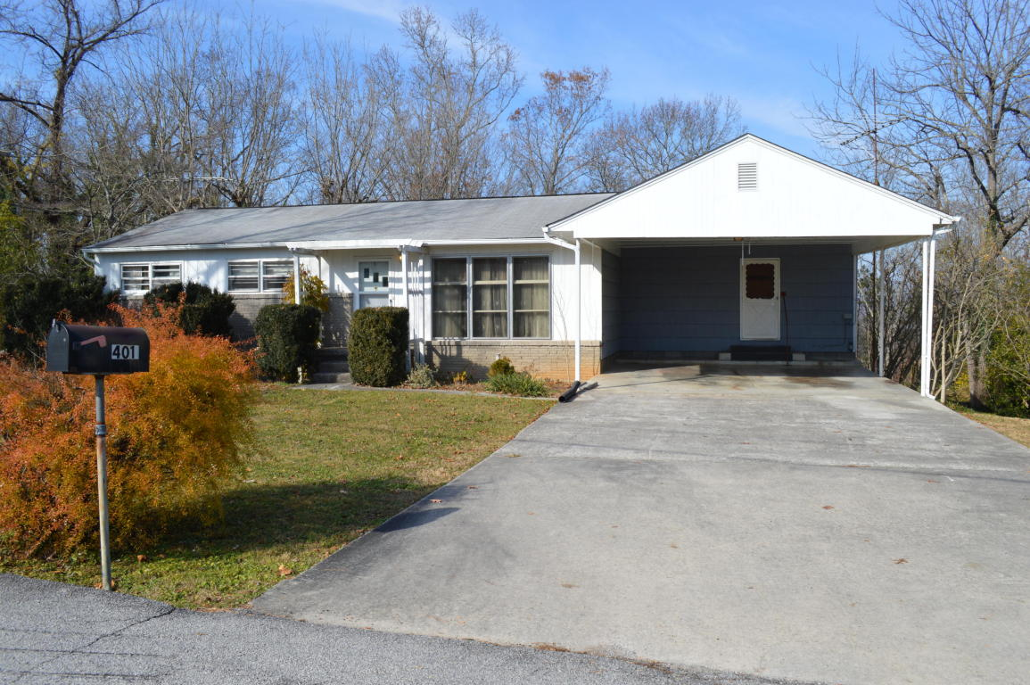 401 W Ridgecrest Drive, Kingston, TN 37763