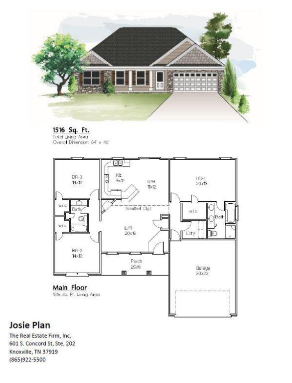 Billie Tackett Lane, Clinton, TN 37716