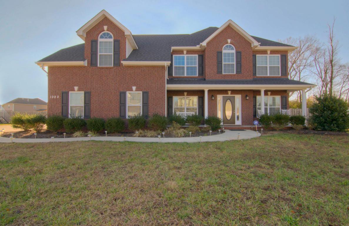 1020 Wilder Chapel Lane, Maryville, TN 37804