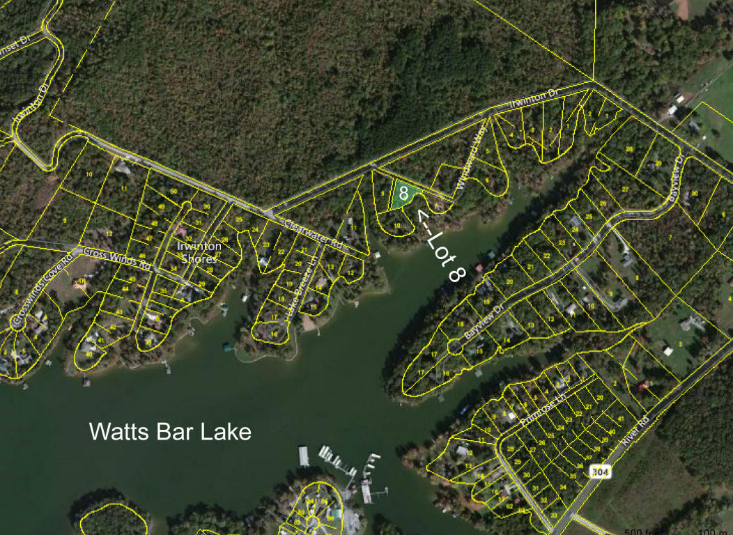 Lot 8 Windward Way, Ten Mile, TN 37880