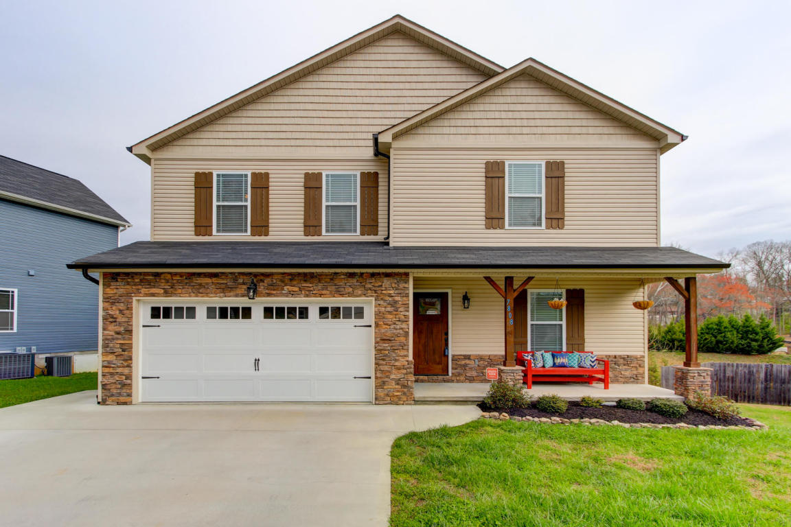 7808 Elkton Lane, Powell, TN 37849