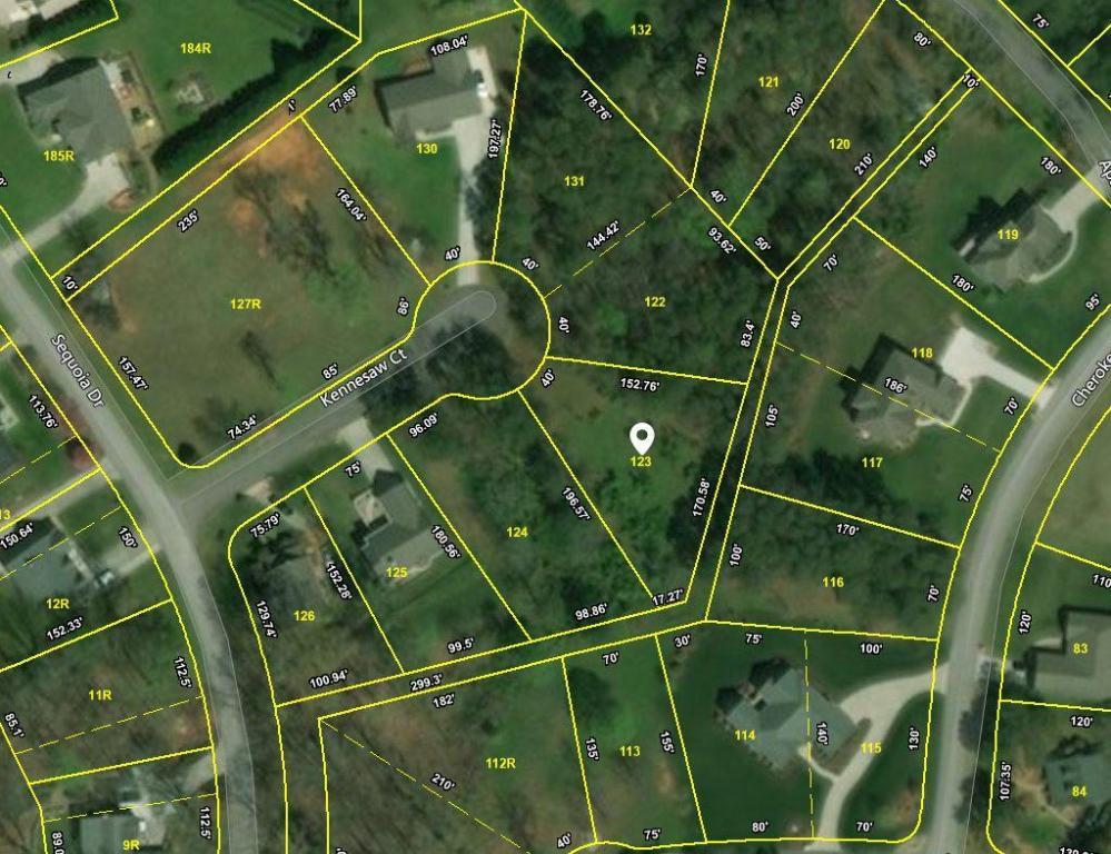 Lot 123 Kennesaw Court, Maryville, TN 37801