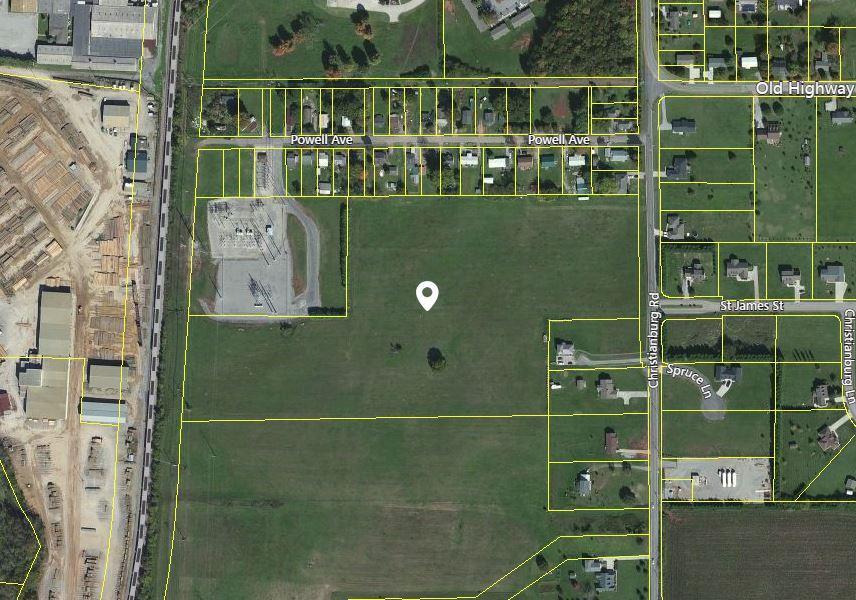 Christianburg Rd, Sweetwater, TN 37874