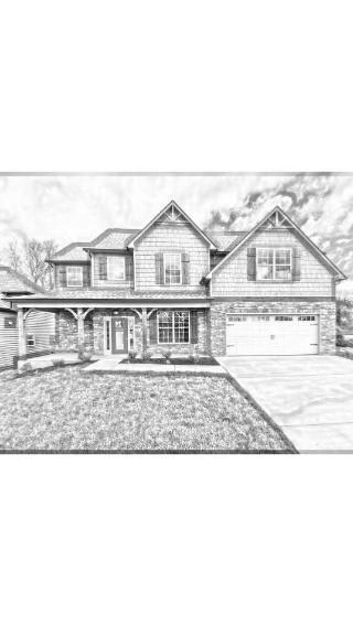 1837 Pierceson Point Lane, Lot 34, Knoxville, TN 37922
