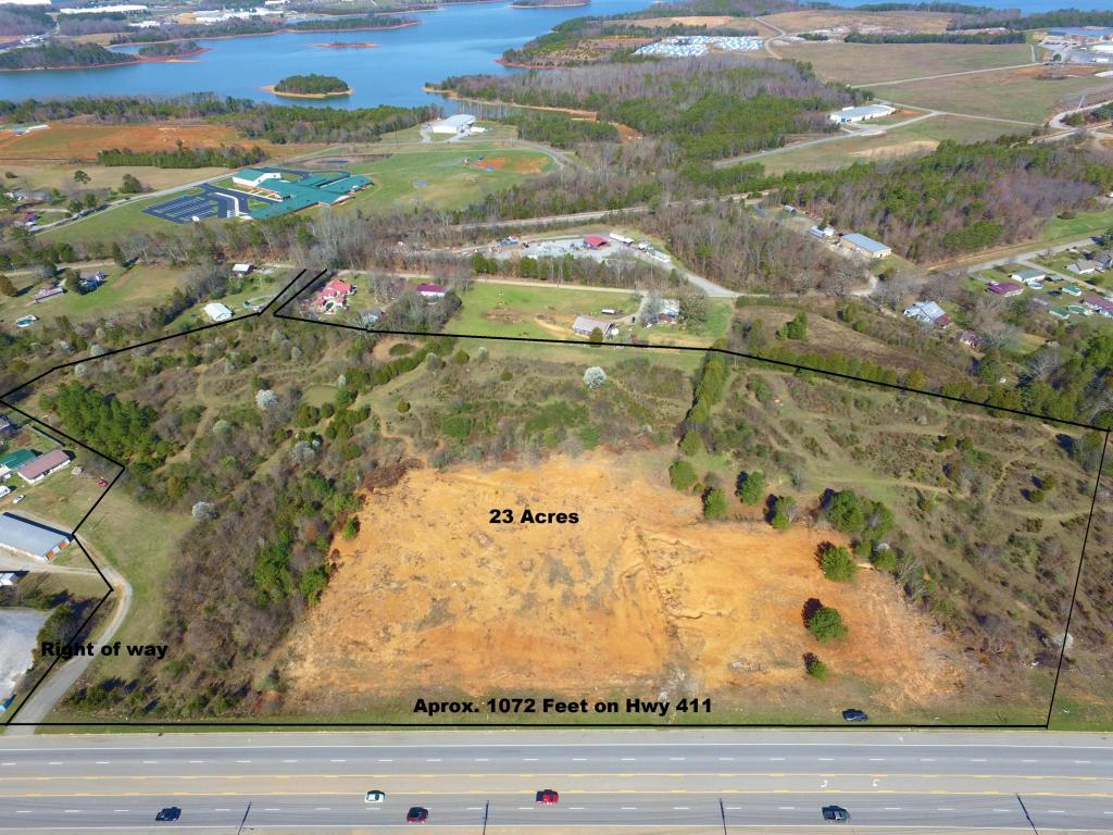 22 Ac Hwy 411, Vonore, TN 37885