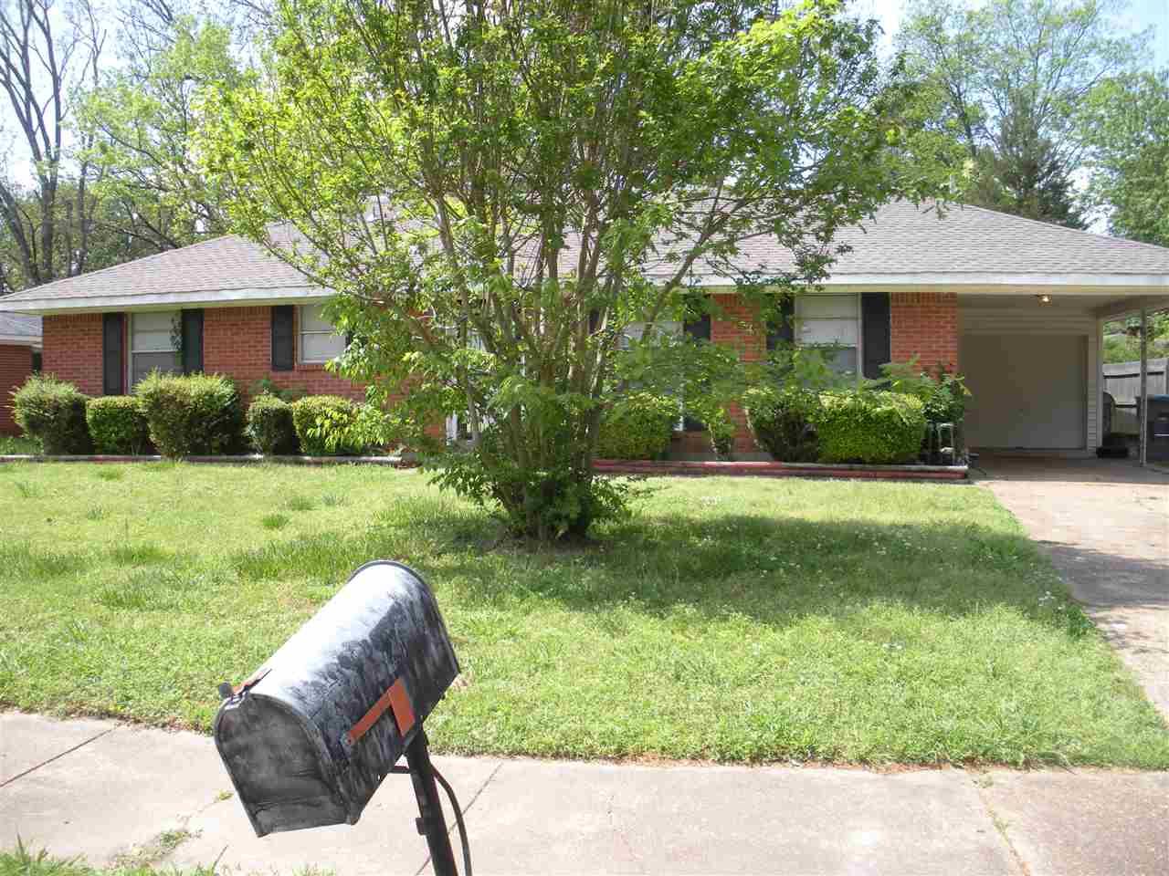 3595 Gowan, Memphis, TN 38127