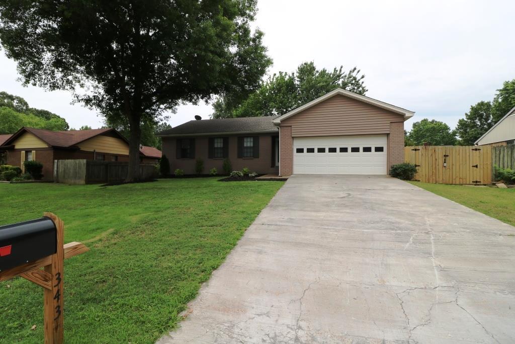 343 Easonwood, Collierville, TN 38017