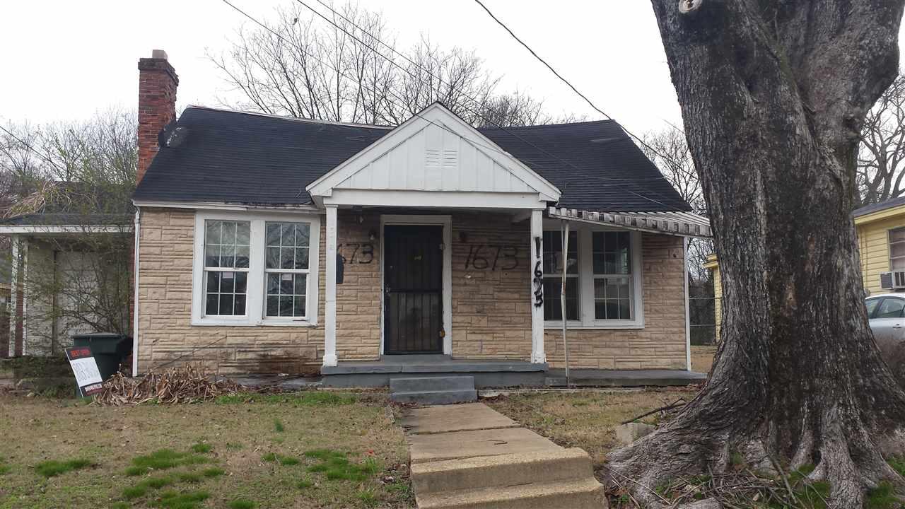 1673 Harrison, Memphis, TN 38108