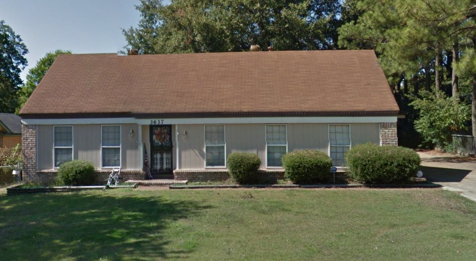 3637 White Birch, Memphis, TN 38115