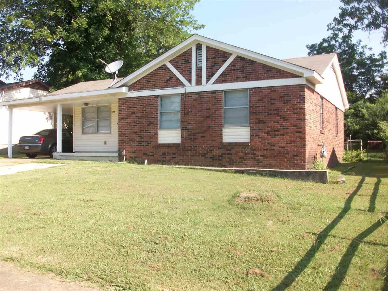 644 Burdette, Memphis, TN 38127