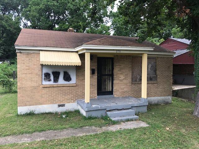 276 W Frank, Memphis, TN 38109