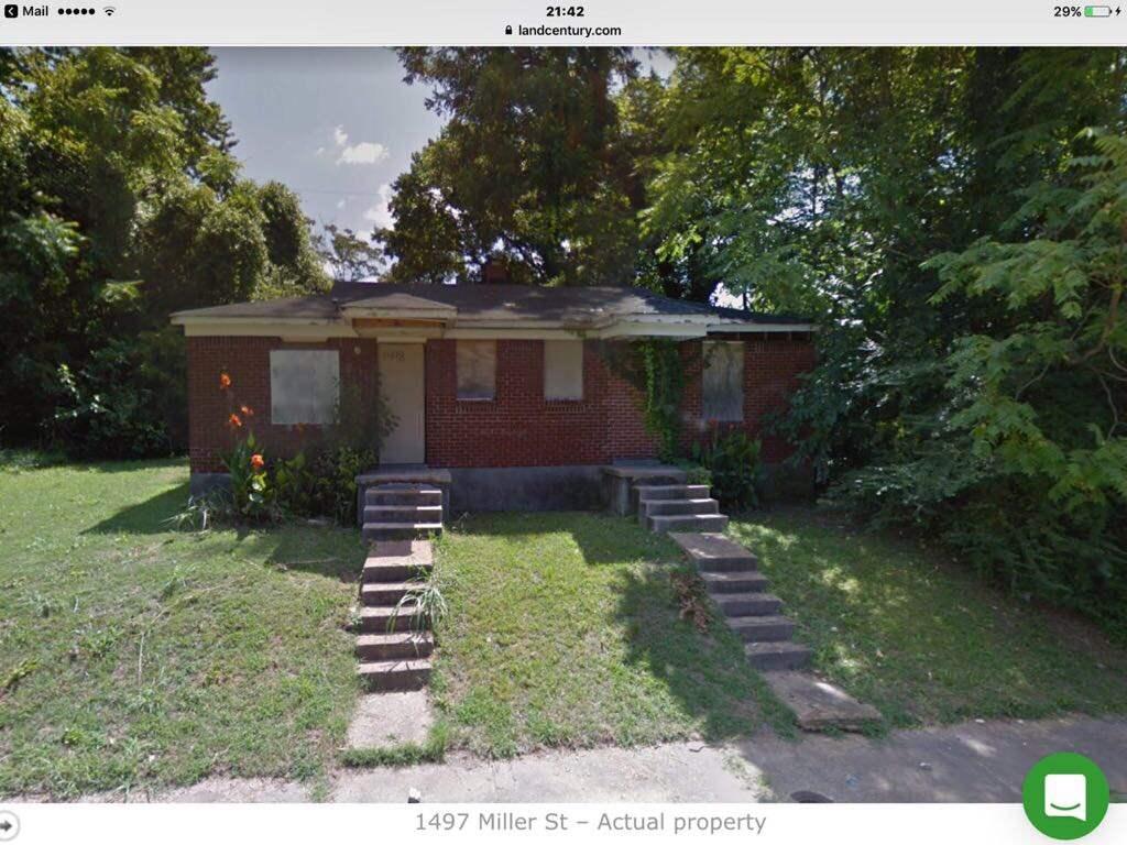 1498 Miller, Memphis, TN 38106