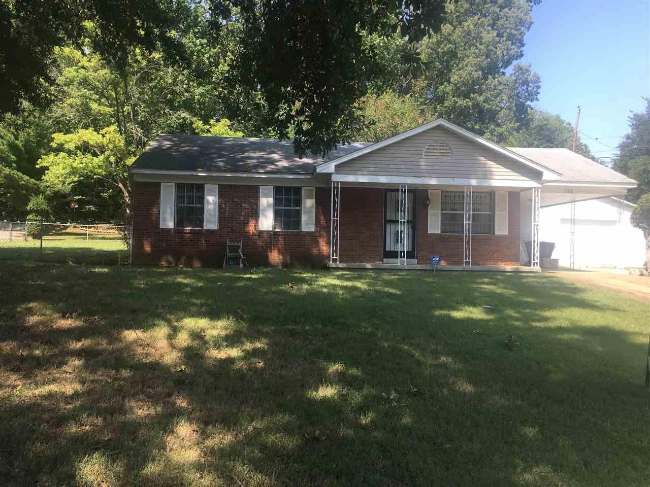 978 Leacrest, Memphis, TN 38109