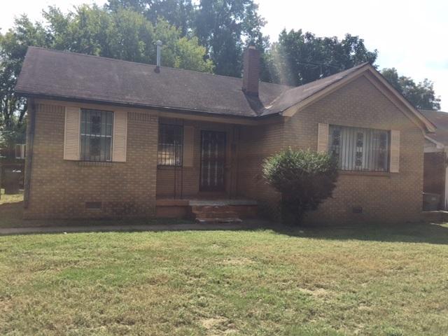 1943 N Clovia, Memphis, TN 38114