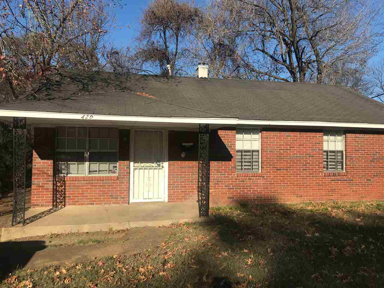 420 Hazelwood, Memphis, TN 38109