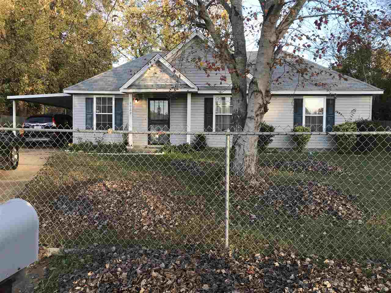 4022 Glenalp, Memphis, TN 38127
