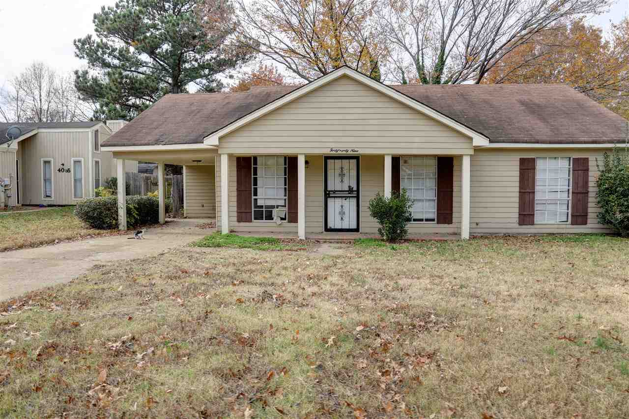 4049 Chinaberry, Memphis, TN 38115