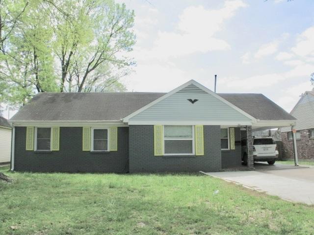 4431 Jamaica, Memphis, TN 38117