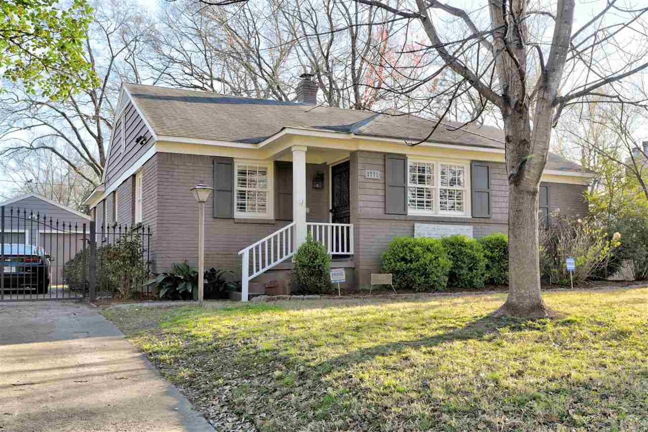 3771 Mimosa, Memphis, TN 38111