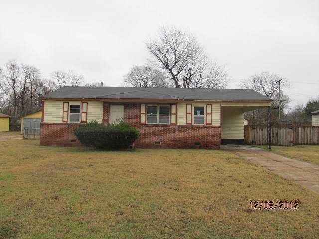 5130 Pickett, Memphis, TN 38109