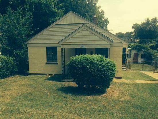 1388 Kyle, Memphis, TN 38106