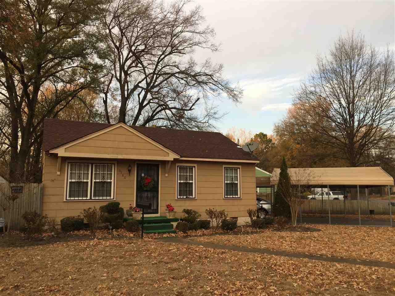 3780 Elliston, Memphis, TN 38111