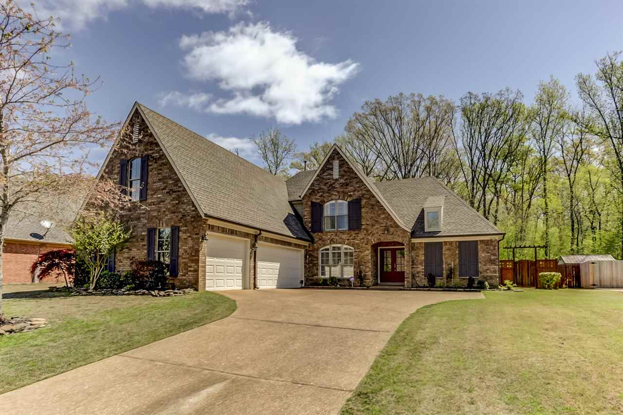 4676 Hunters Glade, Bartlett, TN 38002