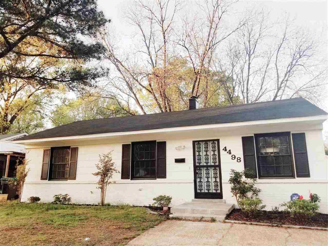 4498 Quince, Memphis, TN 38117