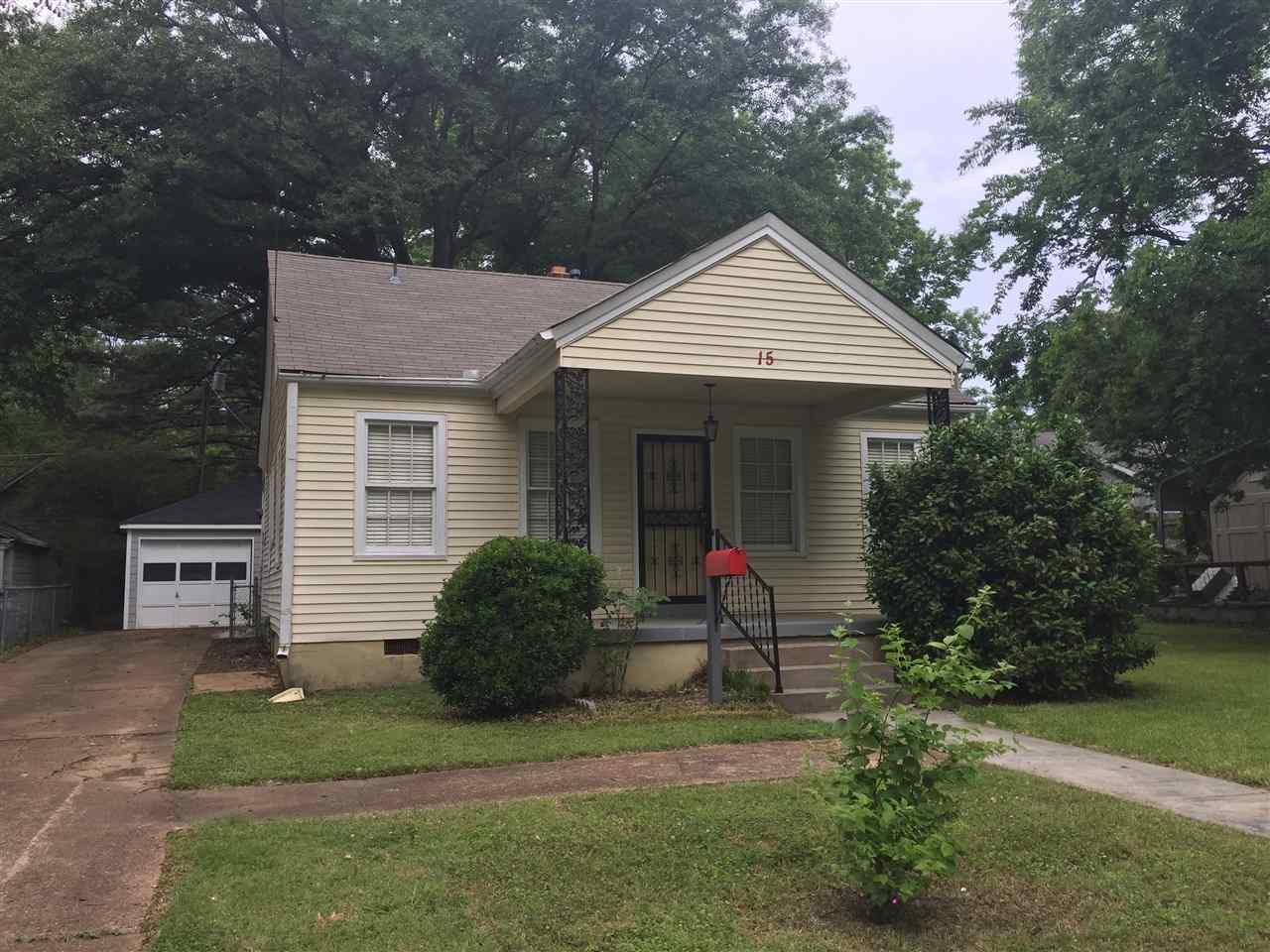 15 S Merton, Memphis, TN 38112