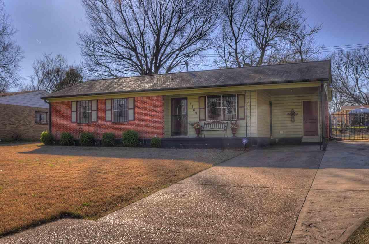 4589 Aldridge, Memphis, TN 38109