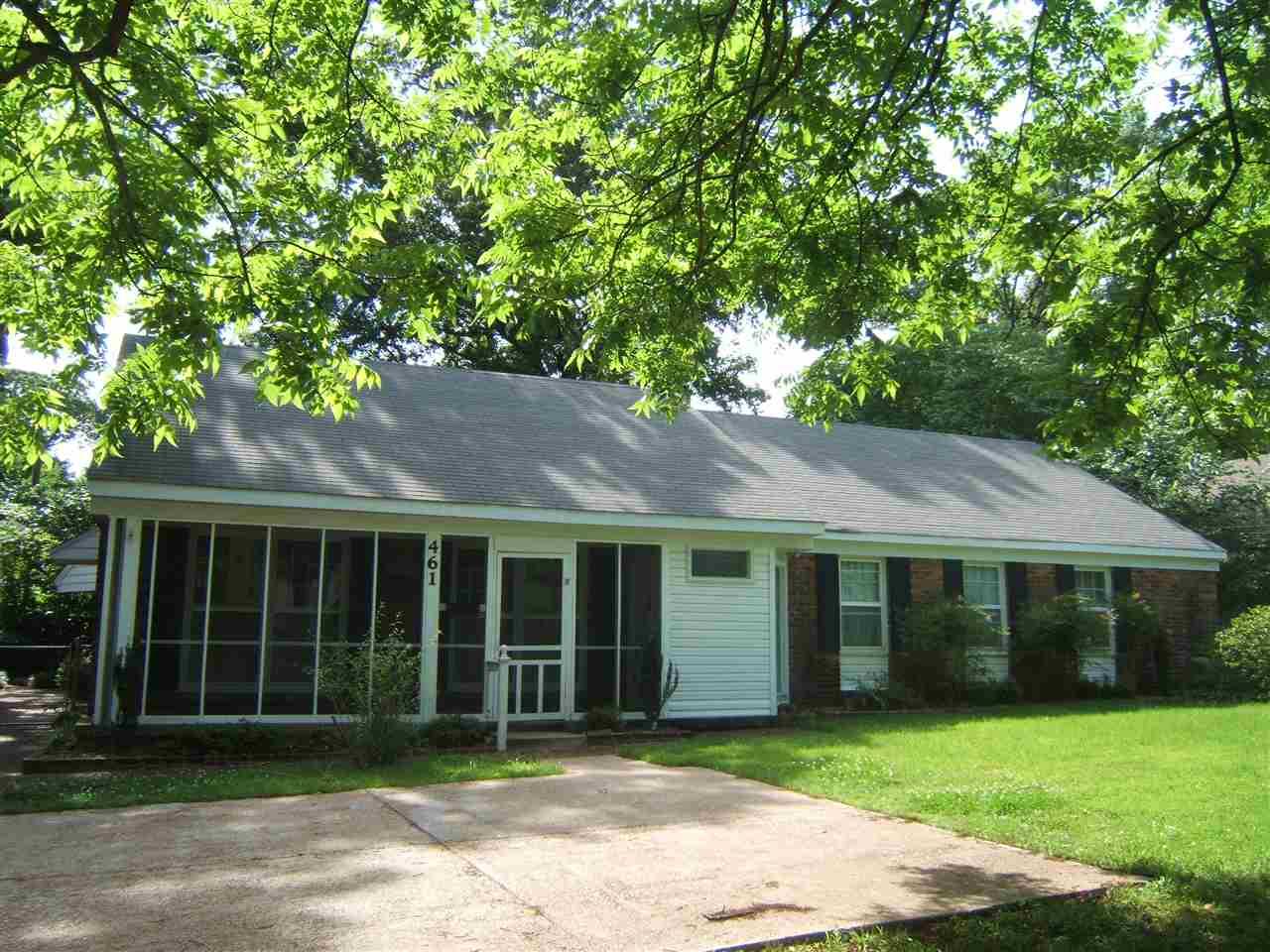 461 N Mendenhall, Memphis, TN 38117