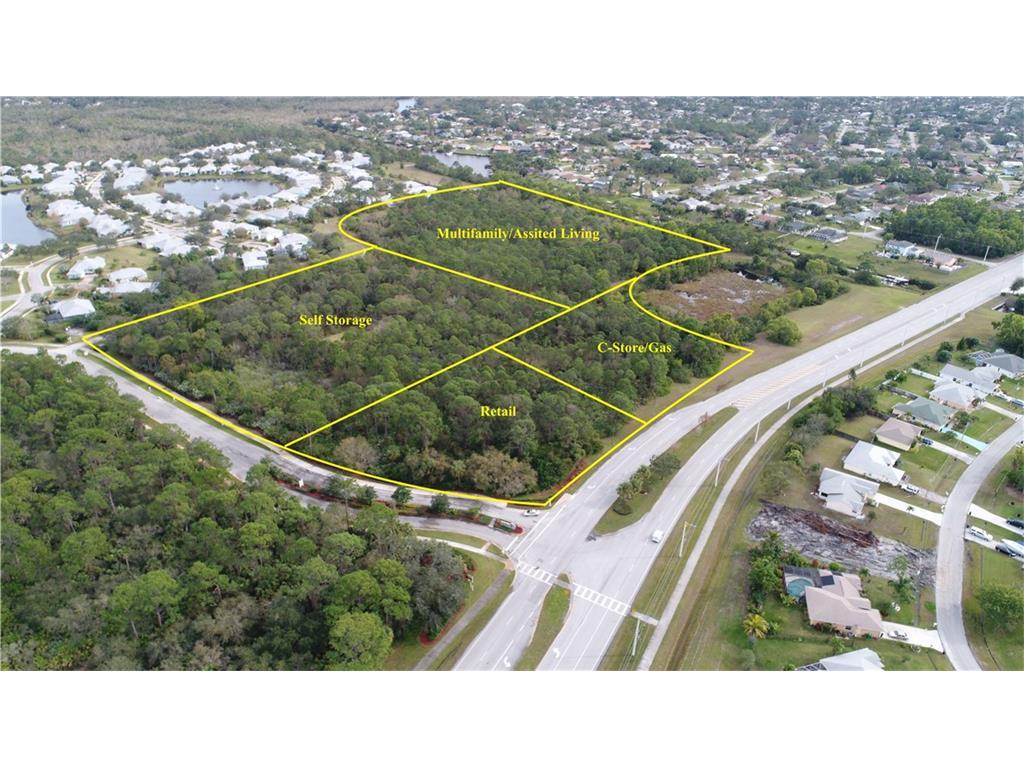 100 St James Drive, Port St. Lucie, FL 34983