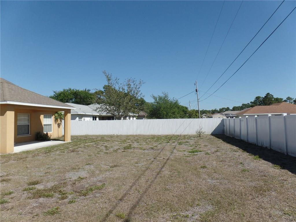 4181 Sw Alice Street, Port Saint Lucie, FL 34953