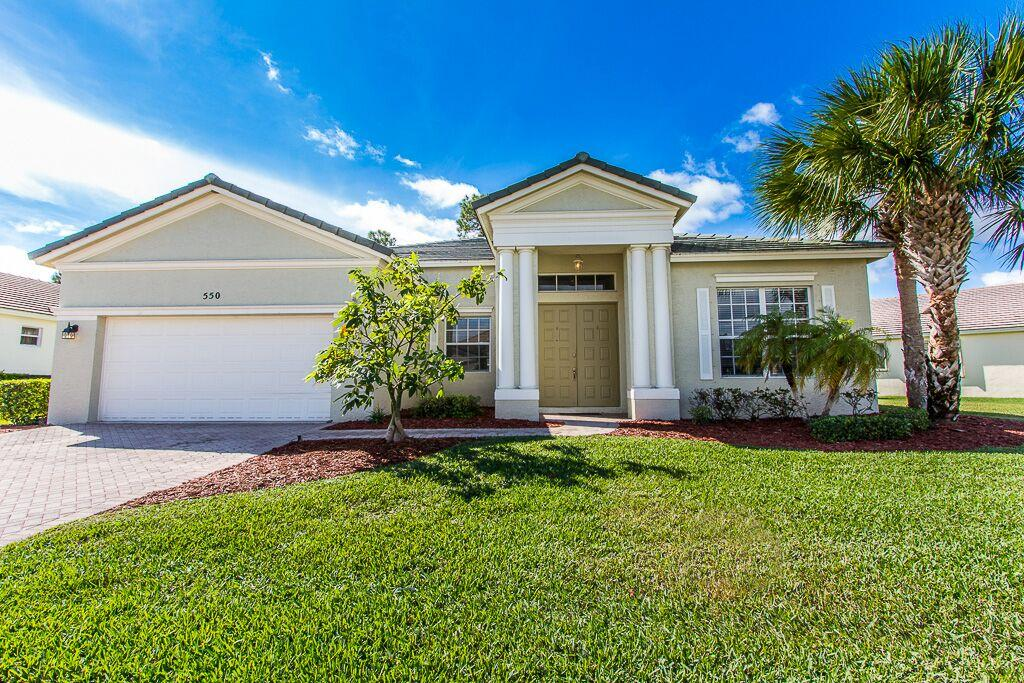 550 Sw Indian Key, Port Saint Lucie, FL 34986