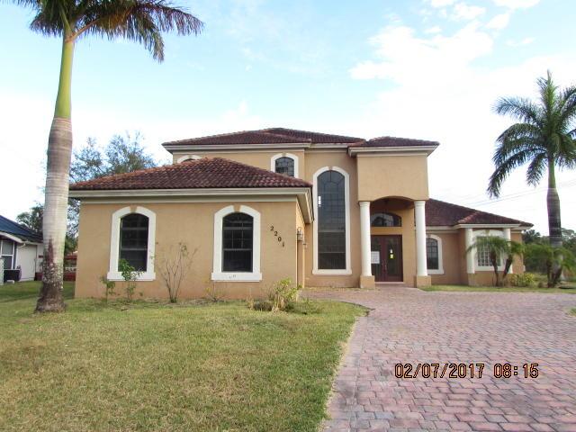 2201 Sw Almansa Avenue, Port Saint Lucie, FL 34953
