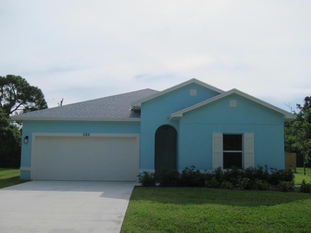 1125 Sw Granadeer Street, Port Saint Lucie, FL 34983