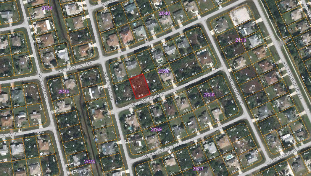 481 Sw Lawler Avenue, Port Saint Lucie, FL 34953