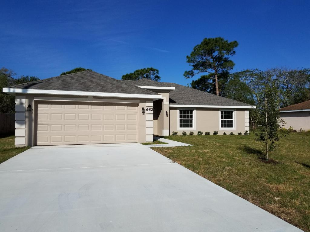5854 Nw Joppa Court, Port Saint Lucie, FL 34986