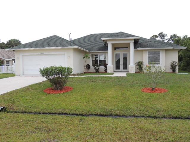 1414 Sw Devera Avenue, Port Saint Lucie, FL 34953