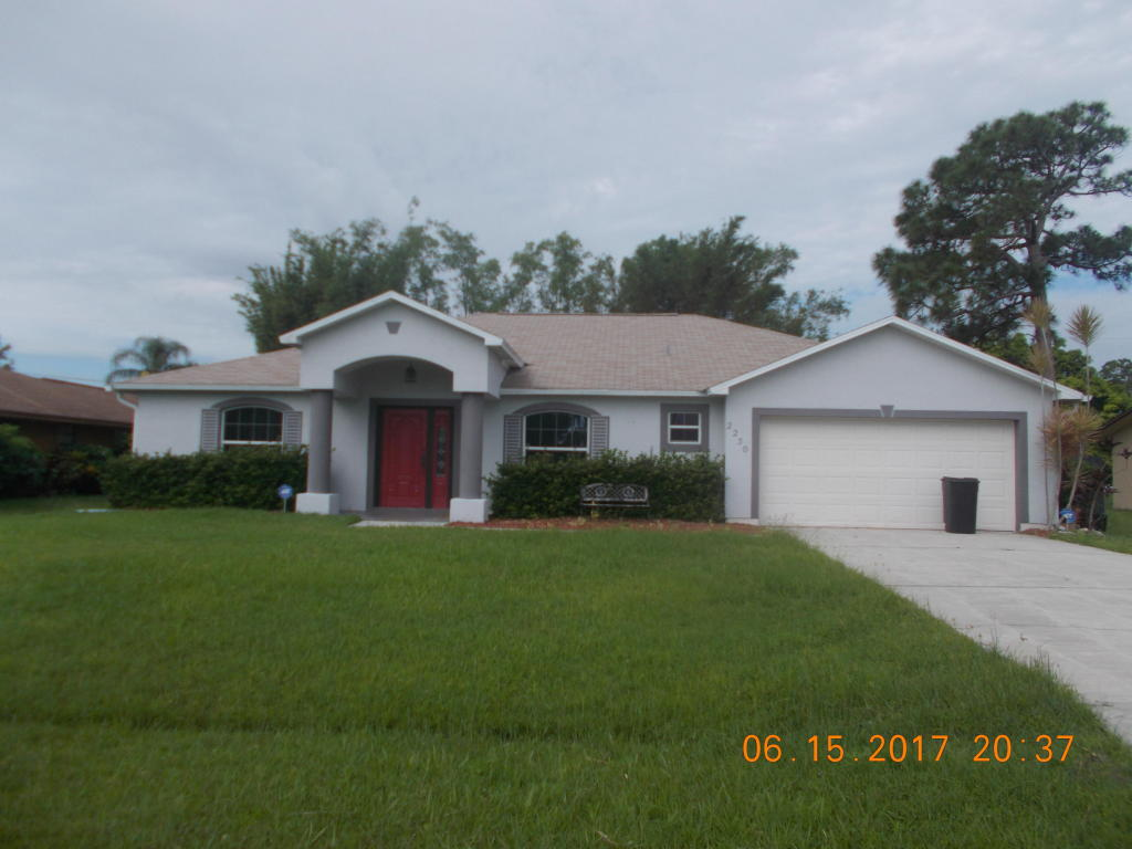 2250 Se Gaslight Street, Port Saint Lucie, FL 34952