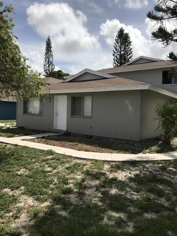 816 W Tiffany Drive, West Palm Beach, FL 33407